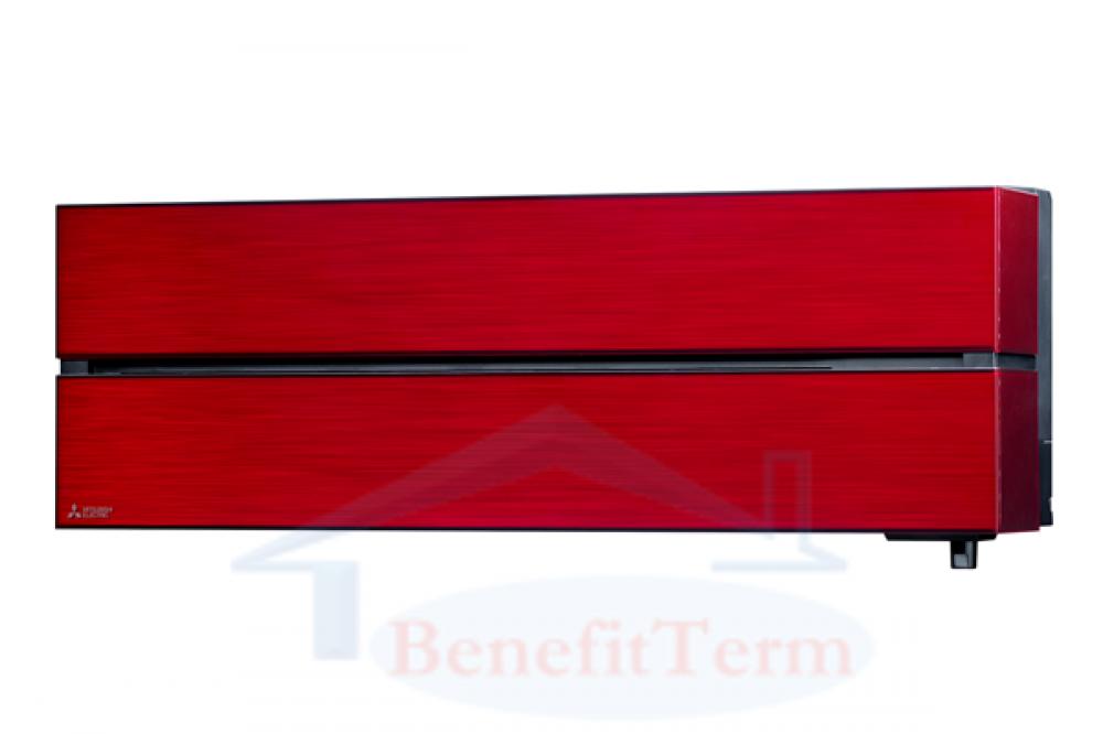 Mitsubishi Diamond 3,5 kW rubínová červená