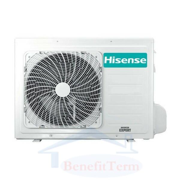 Hisense Easy 3,4 kW včetně montáže
