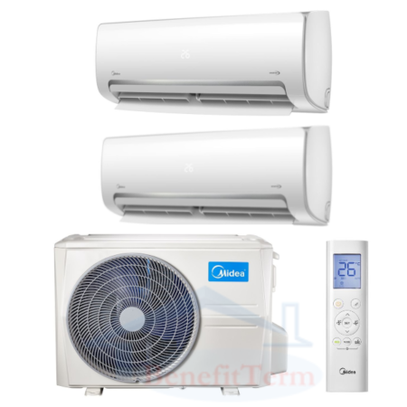 Midea Mission multisplit 2x1