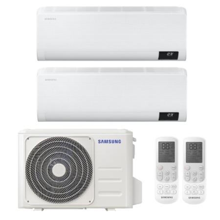 Samsung Wind-Free Comfort multisplit 2x1