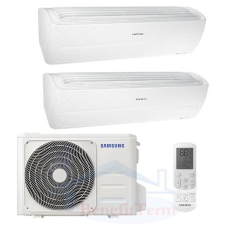 Samsung Wind-Free Standard multisplit 2x1