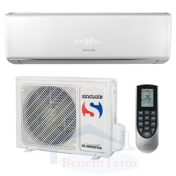 Nástěnná klimatizace Sinclair Vision ASH 09BIV 2,5 kW