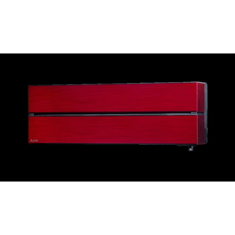 Mitsubishi Diamond 2,5 kW rubínová červená