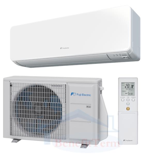 Fuji Electric KG 3,4 kW včetně montáže