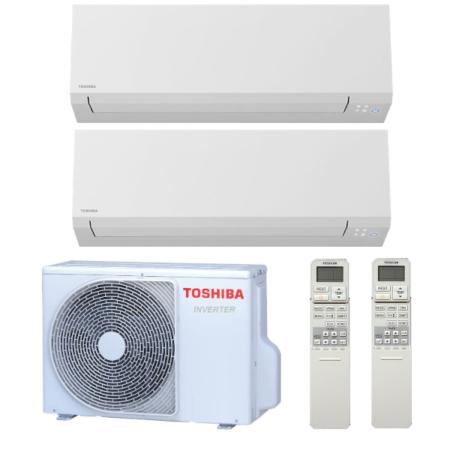 Toshiba Shorai Edge multisplit 2x1