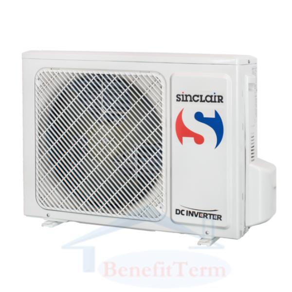 Sinclair parapetní 3.5 kW