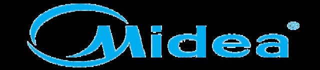 PARTNEŘI Midea logo
