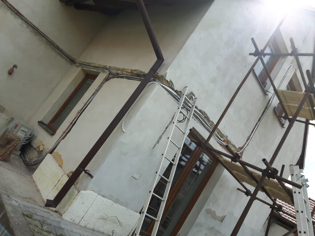příprava rekonstrukcia montáž klimatizace