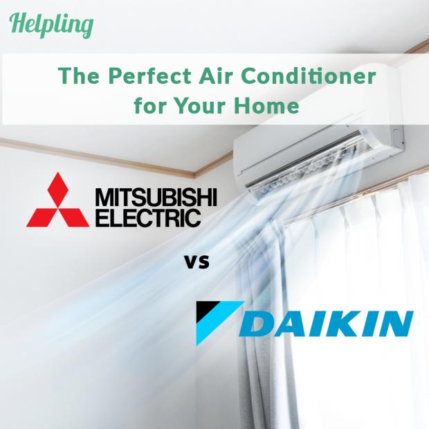 Populární články Srovnání Mitsubishi proti Daikin Klimatizace
