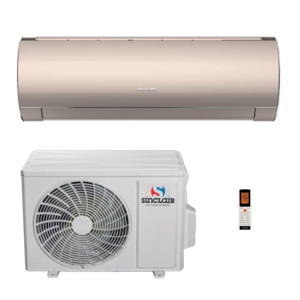 Sinclair Terrel 3,5 kW champagne