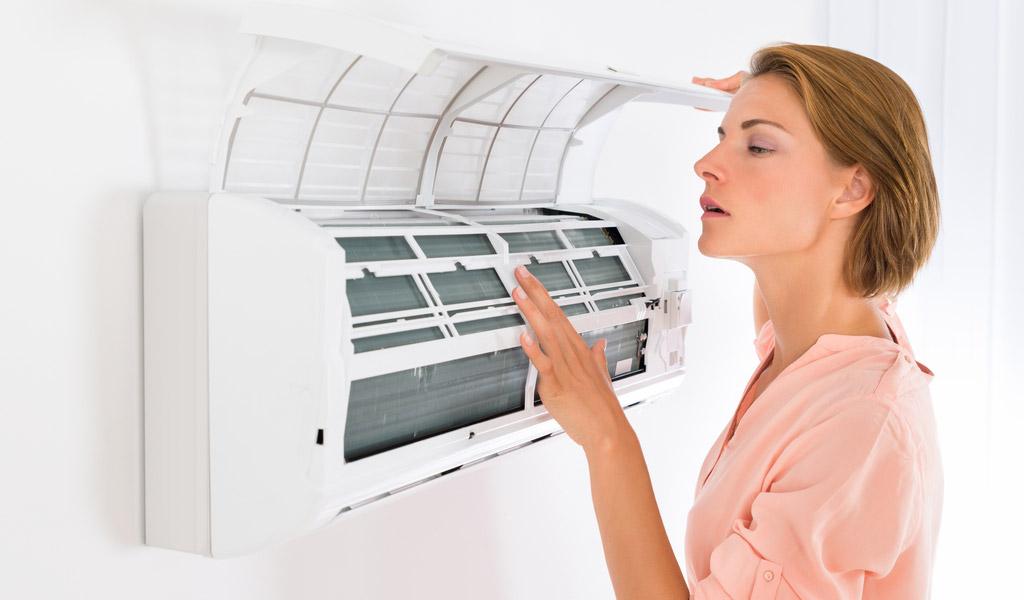 Servisování klimatizace